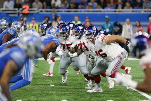 Giants vs. Cowboys Odds